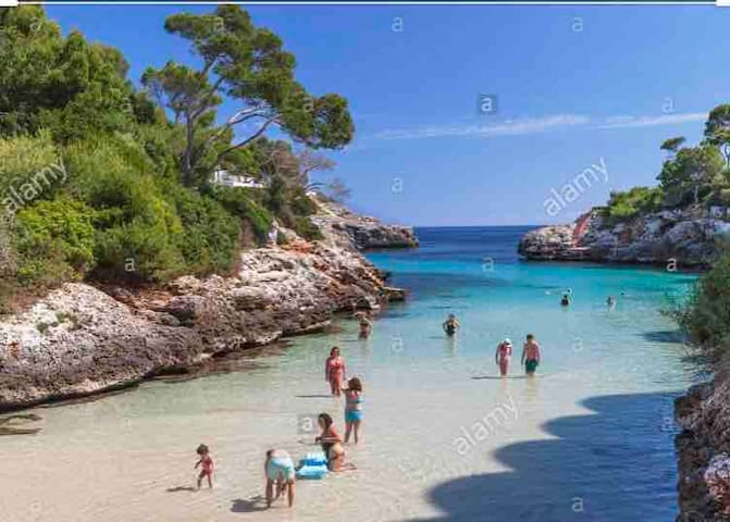 La Mejor Playa y Sol en Cala D'Or - Palma Mallorca