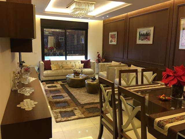 Super deluxe fully furnished apartment