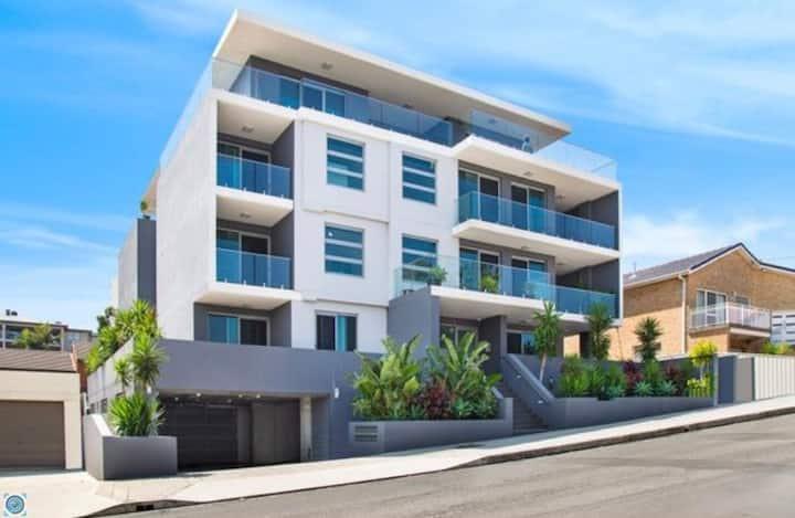 1 Bedroom Boutique U5 Apartment, Wollongong CBD L2