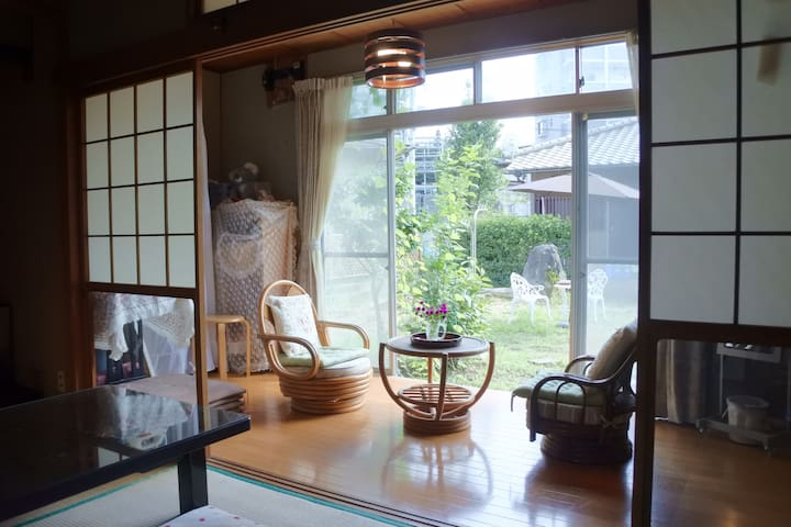 Authentic Retro Japanese House