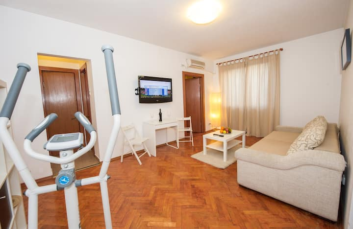 Old town apartament -4 people