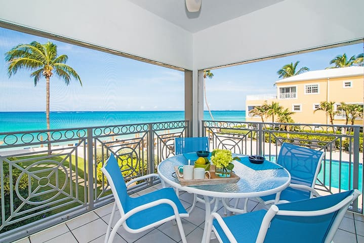 Regal Beach Club #122 Oceanfront Condo