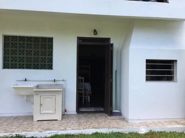 Apartamento garagem em Torres/RS