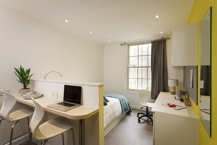 Green Park House Accommodation (Single Studio 1) - Bath - Hostel