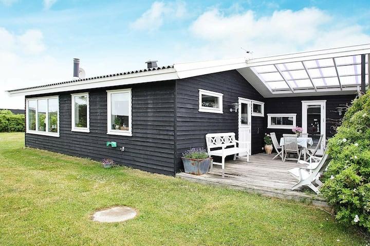 Charming Holiday Home in Løkken Jutland Near the Beach