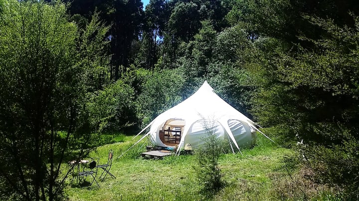 Upindowns - Golden Bay Glamping