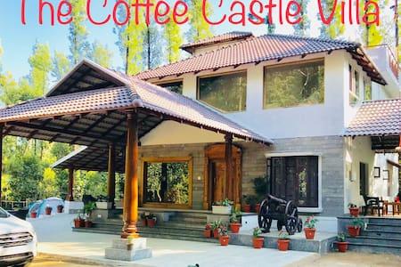 The Coffee castle Villa