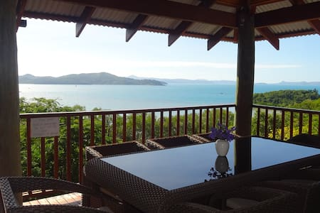 Malekula Beach House - The Best View in Australia! - Shute Harbour - Andere