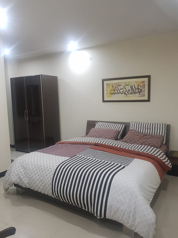 Tranquilodge Furnished Apartment -  Bahria Lahore