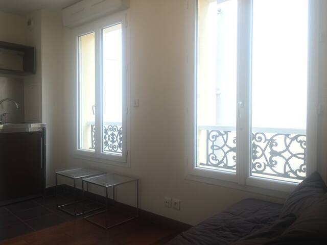Nice Apartment close to Place d'Italie - Wohnung