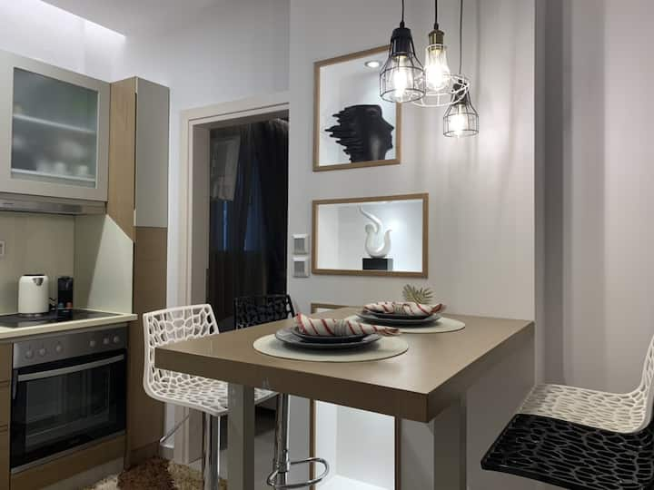Comfy&Stylish apart in the heart of Thessaloniki