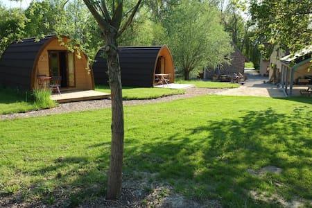 Camping Pod 'Valkenberg' - Brakel