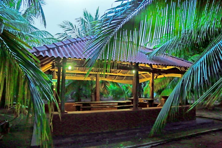 Nature Resort & Yala Safari- chalet with breakfast