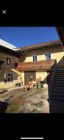 Apartment close to Salzburg