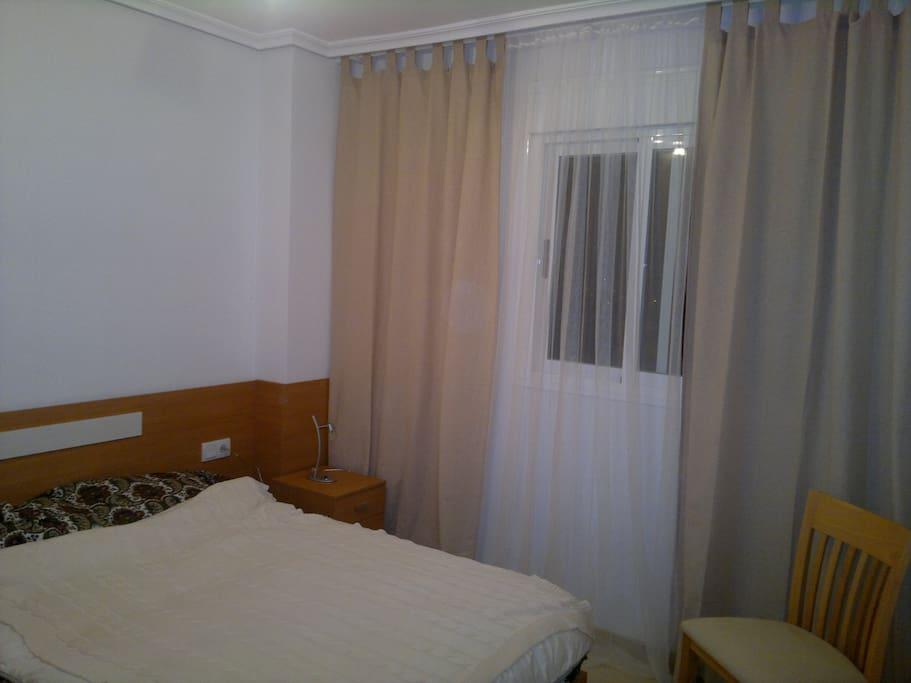 Спальня с отдельным сан. узлом