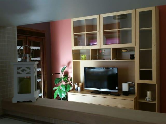 Vista soggiorno