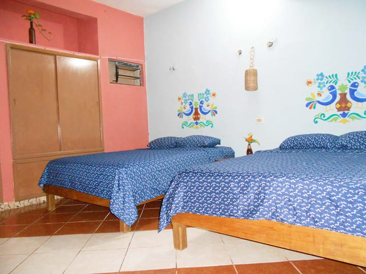 Casa CHAN (1-4 personas)(A/C)(Wifi)(Tv)(Hot water)