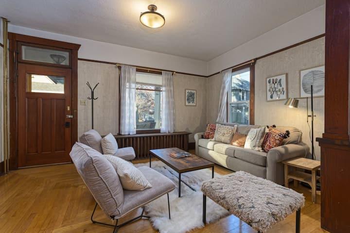 Orange Street Apartments - Lower