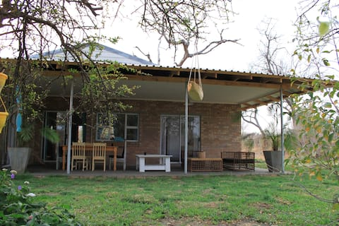 Chobe Elephant House