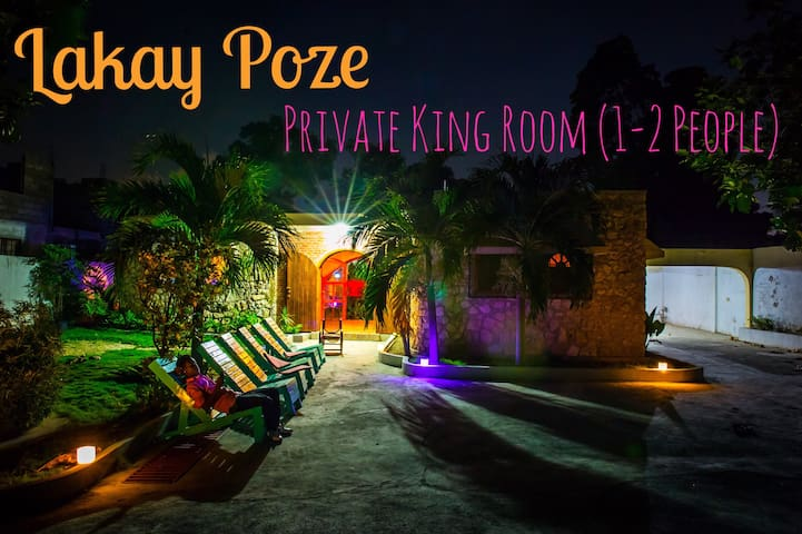 Lakay Poze (Private King BR) breakfast included