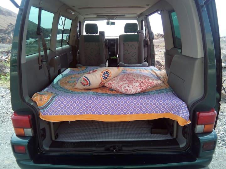 Camper Van T4 Multivan 65 euros