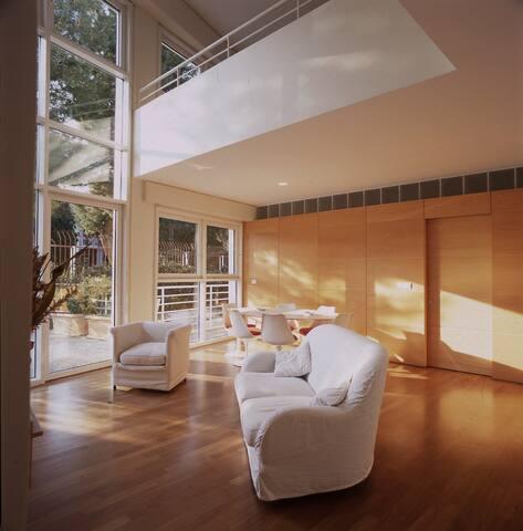 Confortevole Suite di design