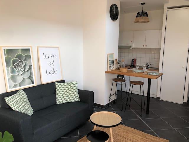 Appartement  proche de Paris et plateau de Saclay