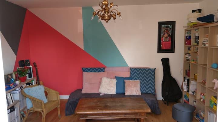 chambre privé proche centre fontenay