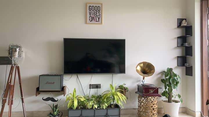 Zen Room- good vibes only