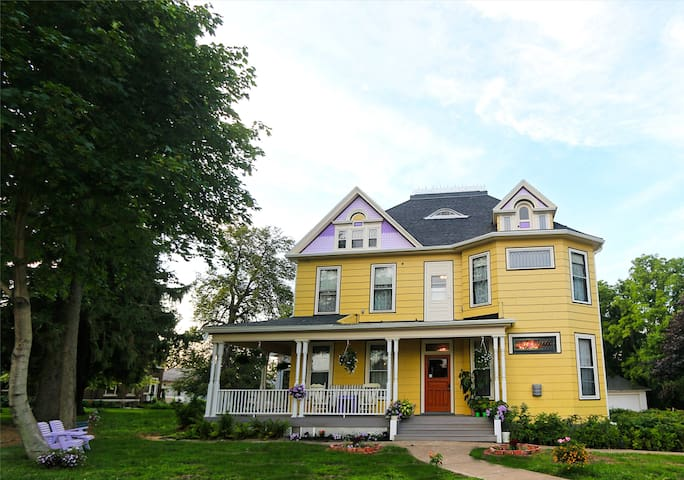 Lavender Fields Inn Bed & Breakfast Rm 5 Winona