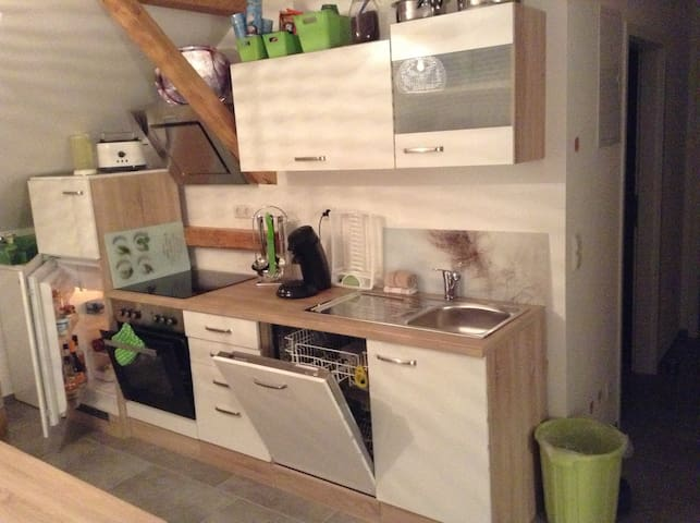 Kati's Gästehaus/schönes Appartement bei Winnenden - Backnang - Hospedaria