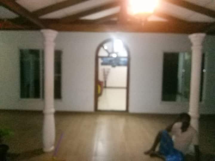 Kanagaraj villa