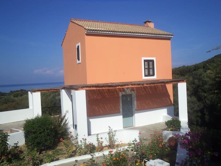 EPHYRA (red maizonette villa)