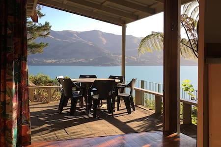 Akaroa Coastal Cottage