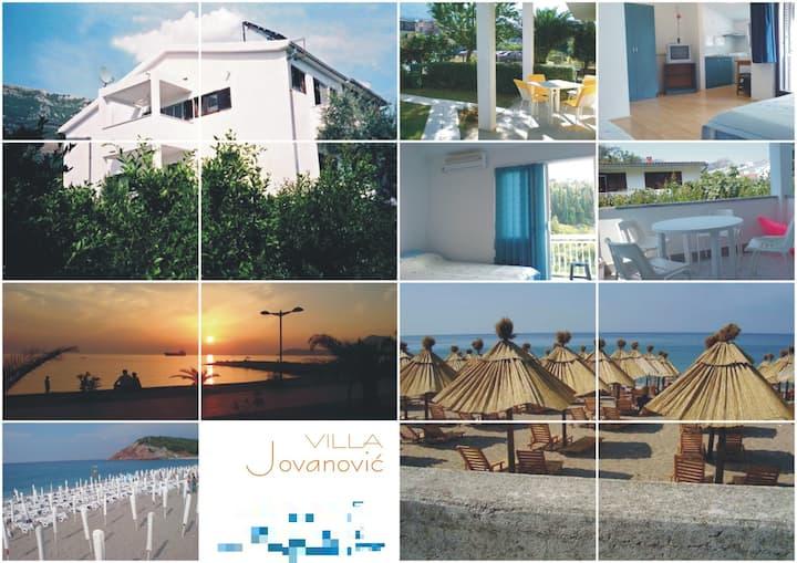 Villa Jovanovic Sutomore - Luxury Apartments