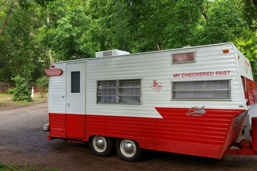 Shasta Vintage Trailer Campers Rvs For Rent In Colorado