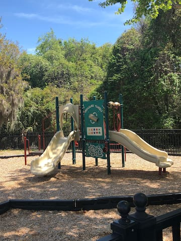Part of Kids Playground - Lake House
