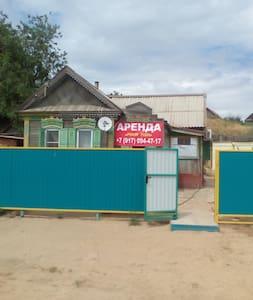 """гостевой дом """"Four fish"""" - Selitrennoye"""