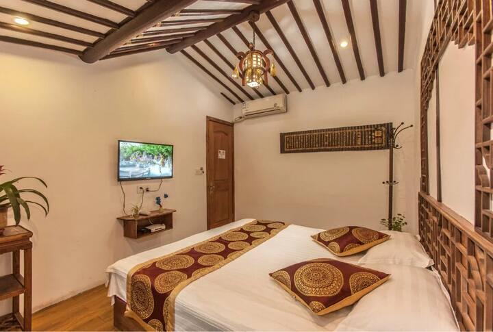 西塘古镇风景区新中式大床房(点击头像可查看其他房源)