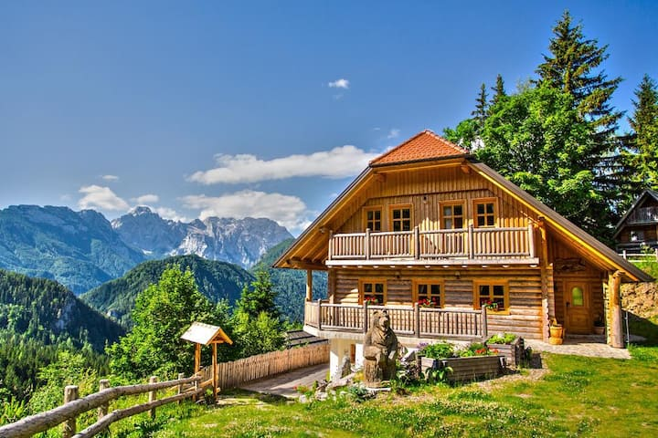 Alpine Dreams ★ Chalet ★ Logarska Valley