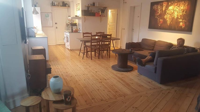 The Copenhagen experience - Kopenhagen - Wohnung