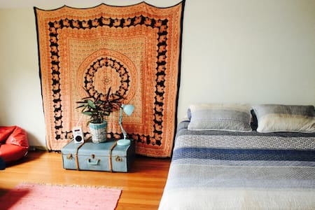 Huge Room with Ensuite including Breakfast in Town - Brunswick Heads