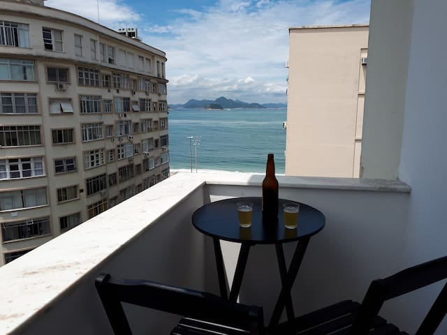 Copacabana with a view!