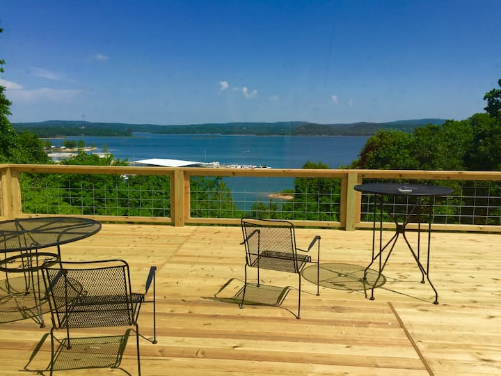 Spectacular Lake view house Rocky Branch Marina