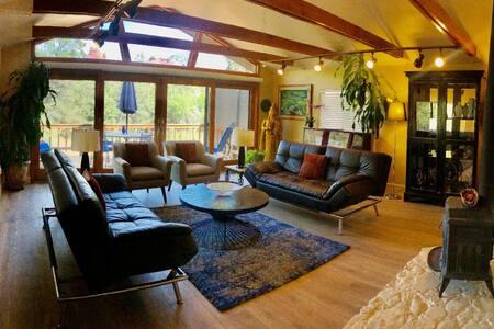 Sedona Forest Villa LAND & NATURE LOVER'S Private  PARADISE