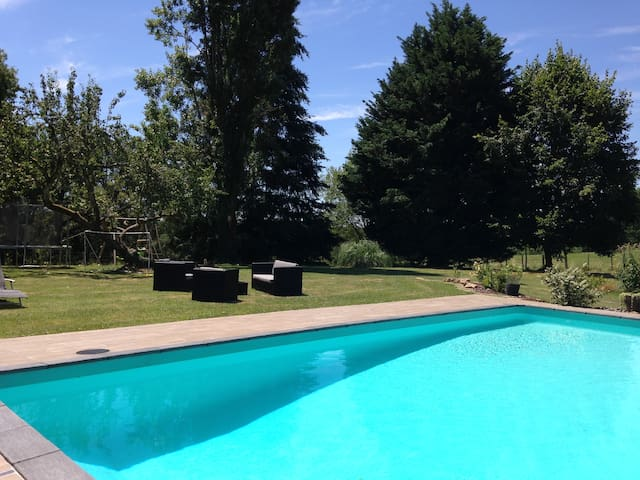 Le Précharmant - Périgourdine - Saint-Julien-de-Crempse - Holiday home
