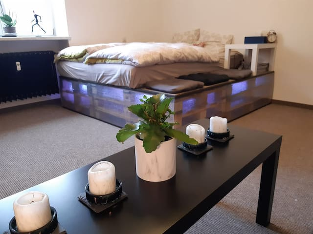 Perfect location apartment Ostrava-Poruba