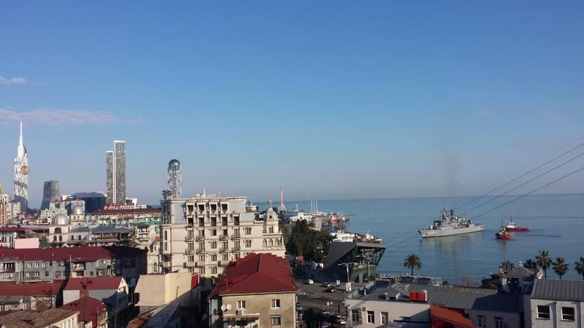 Batumi morning