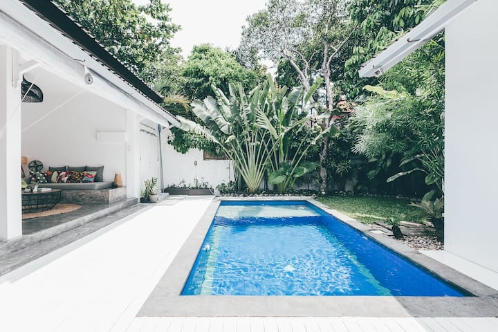 3BR Villa Design with Pool in Bali