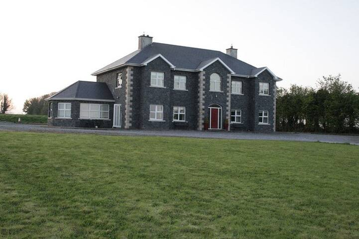 Ballylin House, Ferbane, Co Offaly - Ferbane